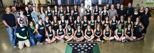 Ohio Roller Derby 2016