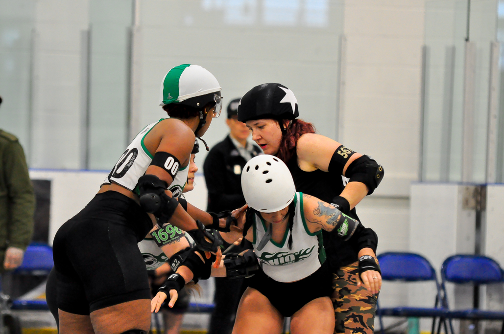 Pain & Kelsey reinforce Chainsaw OHRD v. Orangeville 5.3.19 Jammer Line